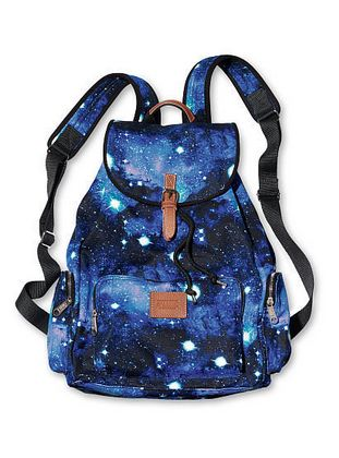 Victoria's Secret Galaxy Backpack...HAVE to have ...Birthday Present maybe????????