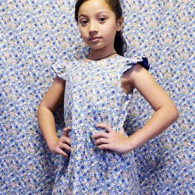 the Bonnie Dress
