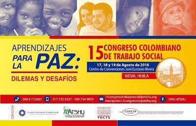 ACUARELA COLOMBIANA RADIO: 15 CONGRESO COLOMBIANO DE TRABAJO SOCIAL EN…