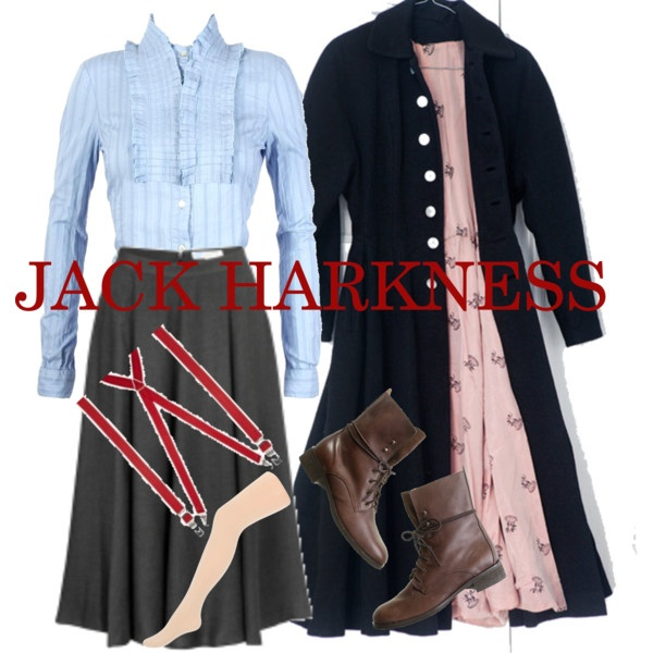 Jack Harkness costume? >Finally a good femCapt.Jack with proper period attire!