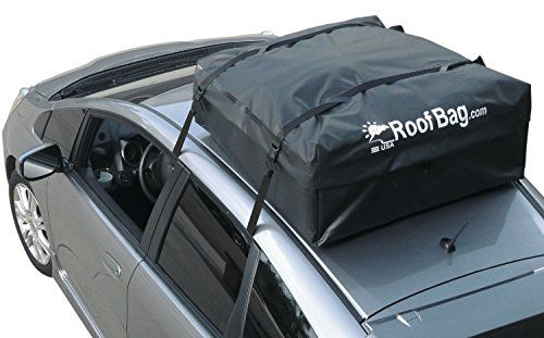 http://www.sportsandoutdoorsideas.info/roofbag-cross-country-100-waterproof-soft-car-top-carrier-for-any-car-van-or-suv-made-in-the-usa-2-year-warranty-ships-today-review/ - RoofBag