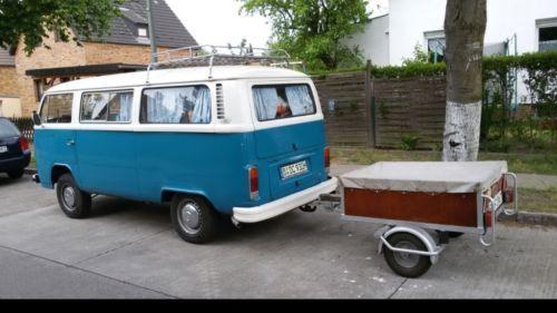 Westfalia Werke Anhänger BJ 1968, Oldtimer, Vw, Vw Bulli,Anhänger in Berlin - Steglitz | Gebrauchte Auto-Anhänger kaufen | eBay Kleinanzeigen