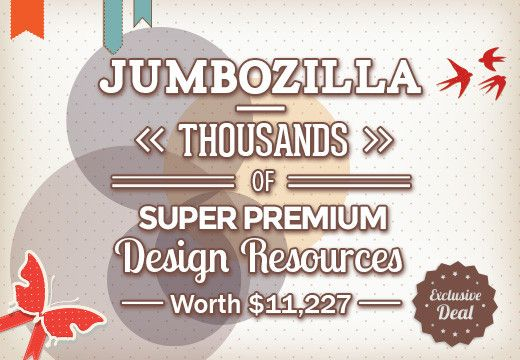 Get Thousands of Super Premium Resources worth $11,227 for Just $129 | Design Pro Deals