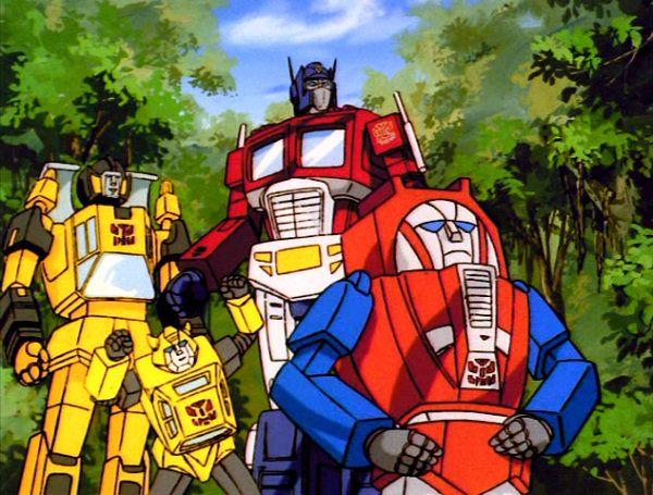 Transformers Generation 1 Cartoon Characters : Best transformers generation one cartoon series