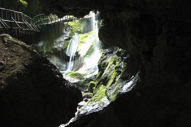 Grotte del Galieròn, Fregona.  Visit Conegliano Valdobbiadene