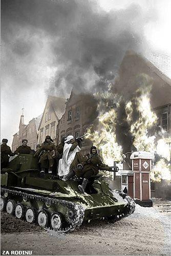 Red Army ww2