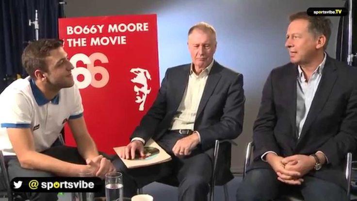 Sir Geoff Hurst & Matt Lorenzo Share Bobby Moore Memories