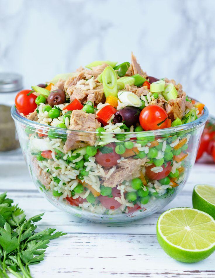 Spring Tuna Salad Recipe