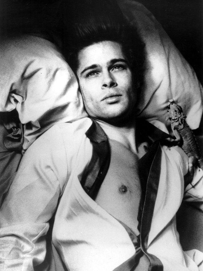 Brad Pitt Johnny Suede