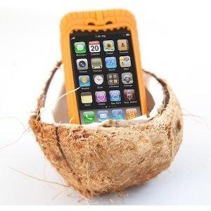 iTiki iPhone 3G/3GS Silicone Case (Burnt Orange) --- http://yupurl.com/7eplos