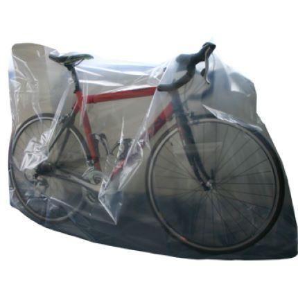 Wiggle | CTC Cycling UK Plastic Bike Bag | Soft Bike Bags