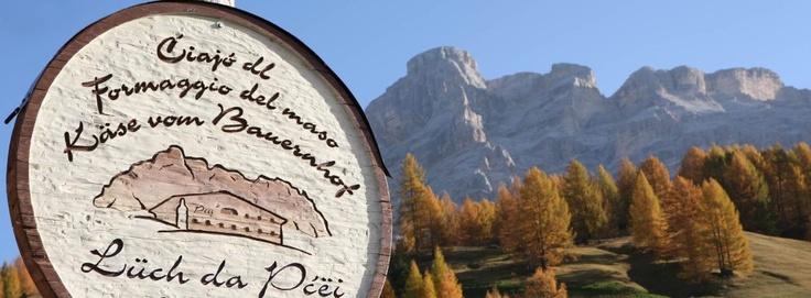 Anticipazioni Salotti del Gusto dell'Alta Badia: Domenica 23 giugno dalle 19,30 appuntamento al Maso Lüch da Pcëi con degustazione di formaggi e abbinamenti nella suggestiva antica stalla! www.luchdapcei.it