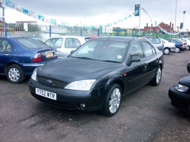 After killing the Vectra with over 150000 miles I bought a Ford Mondeo TDCi