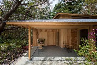 鎌倉山集会所 : 小田原の工務店、湘南・箱根を中心に建築家と協働する安池建設工業インフォメーション