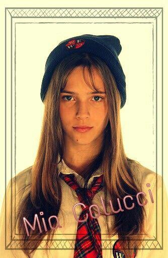 Luisana Lopilato / Mia Colucci Rebelde way ♥♡♥