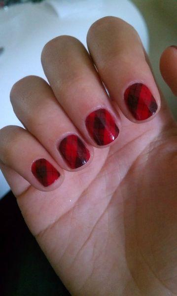 Lumberjack Nails