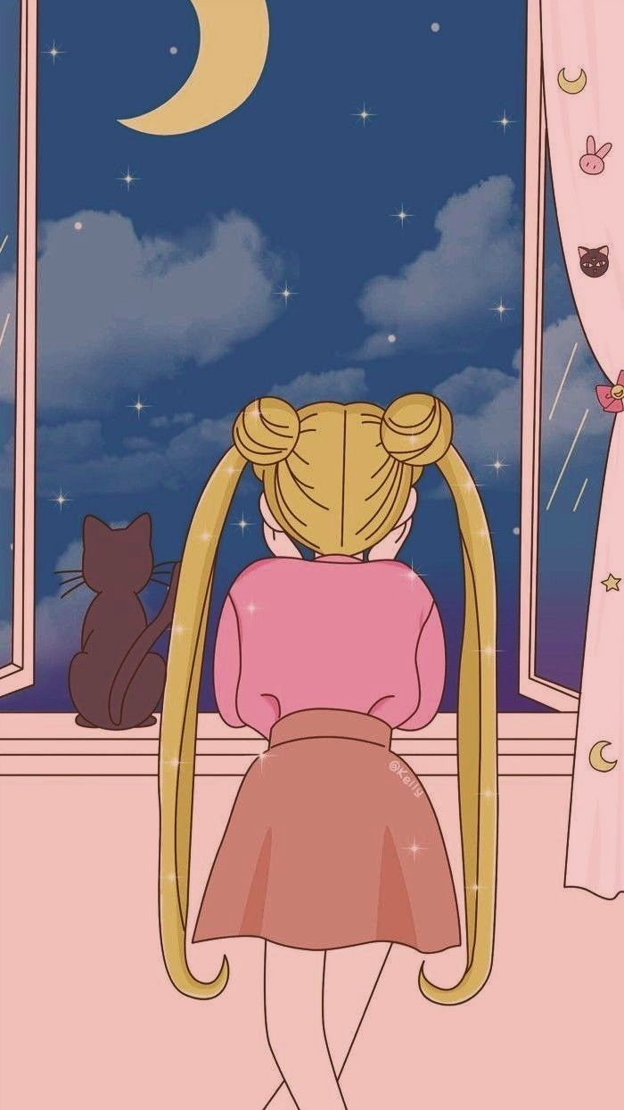 Sailor Moon Sailor Moon Wallpaper Sailor Moon Crystal Sailor Moom