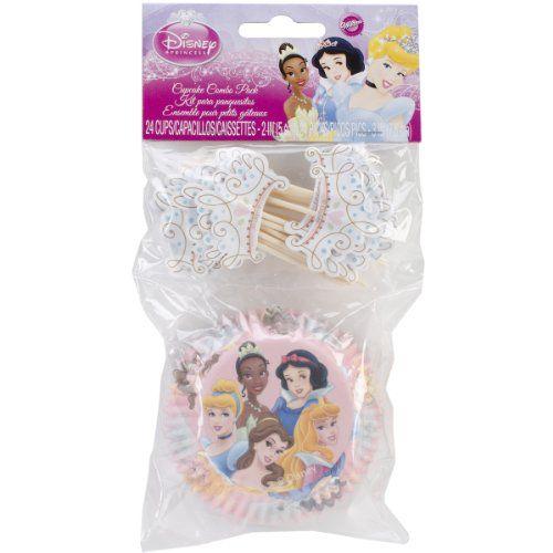 """Disney Princess """"Cupcake Combo Pack"""" - List price: $2.49 Price: $0.33 Saving: $2.16 (87%)"""