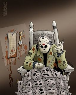 Funny Creepy: Freddy and Jason