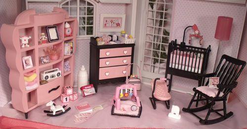 Details About Newborn Krissy Amp Nursery Lot Baby Layette
