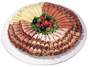 Meat and Cheese Platter | Party and Meat Platters | Pinterest ...