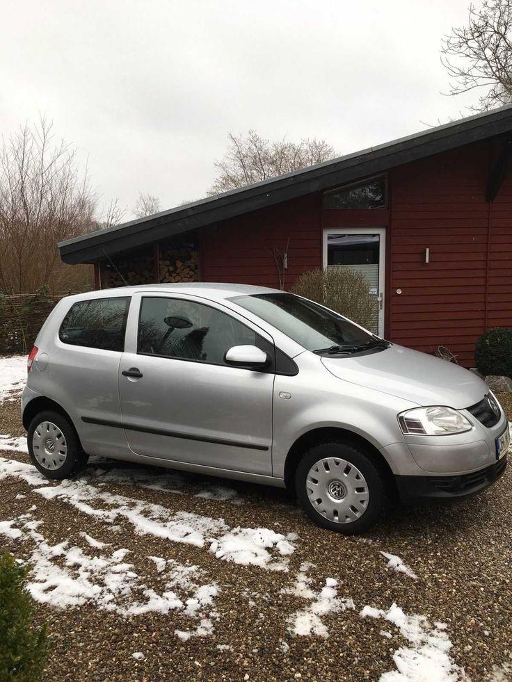 Super VW Fox 1,2, 1.Hand, Tüv+Au 03/19, Klima..