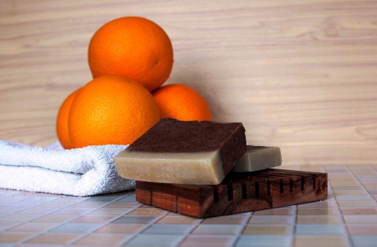 Pomerančové mýdlo – Těhníkovi