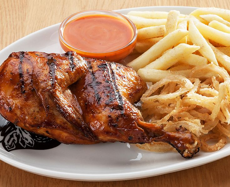 Half Ranch Chicken: Served best in our Spur Basting. https://www.spur.co.za/menu/ribs-and-grills/