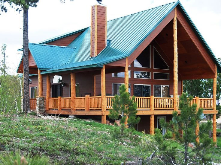 5BR Cabin on 2Acres-Amazing views of... - HomeAway Deadwood