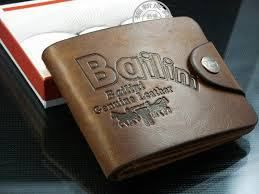 Bailini Genuine Leather Wallet