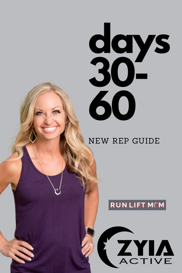 ZYIA Active Brand Rep Guide Days 3060 Serve then sell