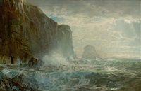 Grand Manan Island, 1899 - William Trost Richards