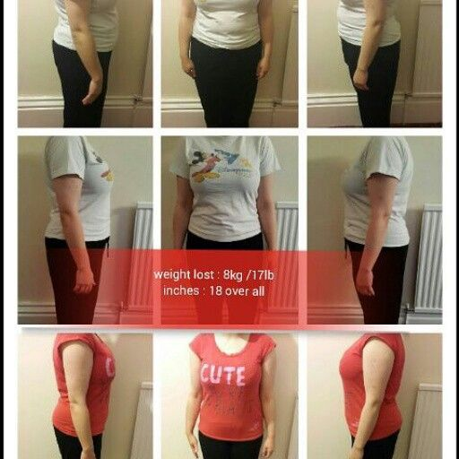 See real results with weightloss programmes