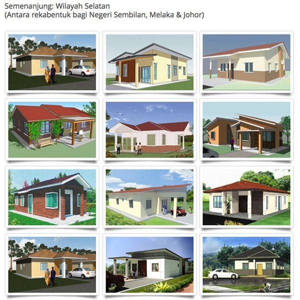 Permohonan Rumah Mesra Rakyat Secara Online 2020 Spnb In 2020 House Styles House Melaka