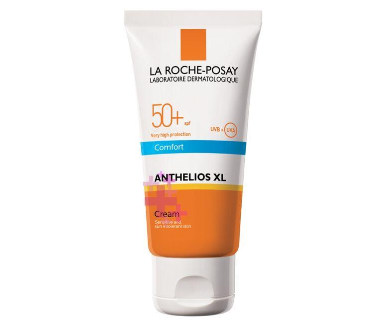 La Roche Posay Anthelios Comfort SPF 50+, 50 ml - Yüz için krem dokuda yüksek faktörlü güneş koruyucu bakım kremi ::