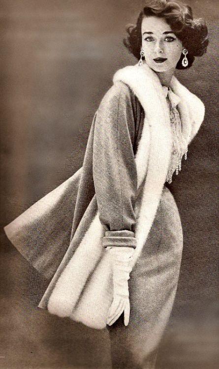 Harper's Bazaar 1950's