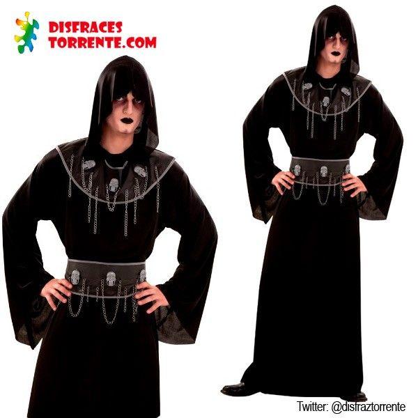 disfraz verdugo halloween hombre