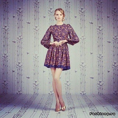 Ulyana Sergeenko Весна-Лето 2014 (Капсульная коллекция)