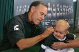 Michigan State Spartans - See photos from the 11th annual meet-the-team event.