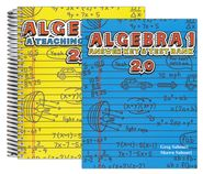 Teaching Textbooks: Algebra 1, Textbook with Answer Key, Version 2.0  - *OWN*