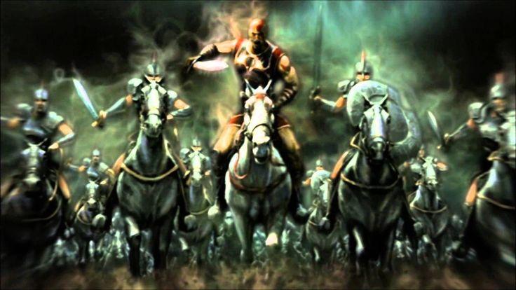 Игры God of War I для PS3