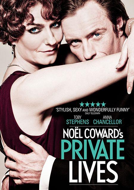 06 Jul 2013 Private Lives. Gielgud Theatre. A Noel Coward comedy, funny enough.