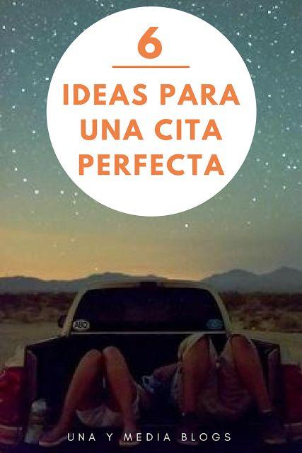 6 IDEAS PARA UNA CITA PERFECTA Y ECONÓMICA - Una y Media Blogs