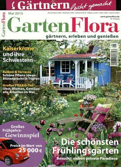 Stunning GartenFlora im Abo kaufen oder als Geschenkabo bestellen und mehr ber Wohnen u Garten erfahren Mit Trusted Shops Garantie u T V Siegel