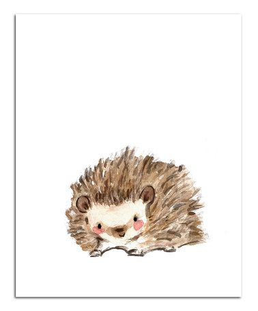 Another great find on #zulily! Prickles Print by trafalgar's square #zulilyfinds