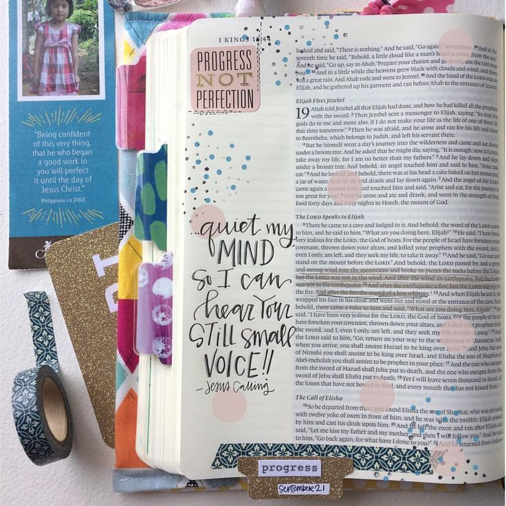 Bible Journaling by @valeriewieners More