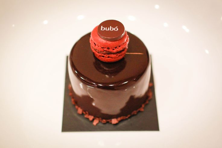 Bubo bakery - voted the best chocolate cake in the world - Barcelona