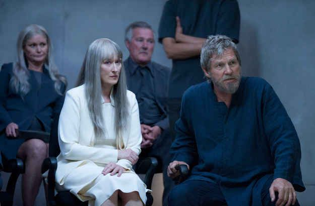 "The Chief Elder has become the story's Big Bad. | 4 Ways ""The Giver"" Turns A Beloved Novel Into Just Another Dystopian Teen Movie"
