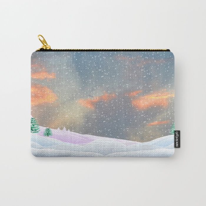 My Snowland | Christmas Spirit Carry-All Pouch by Azima | Society6 #christmas #christmas2015 #christmastree #christmaseve #christmasy #christmastime #christmasiscoming #christmasshopping #christmasparty #christmaslights #christmaspresent #merrychristmas #christmaspresents #christmasgift #christmasvacation #christmasspirit #christmasdecorations #christmasdinner #christmascheer #christmassweater #christmascookies #christmasjumper #christmasdecor #christmasmood #christmasselfie