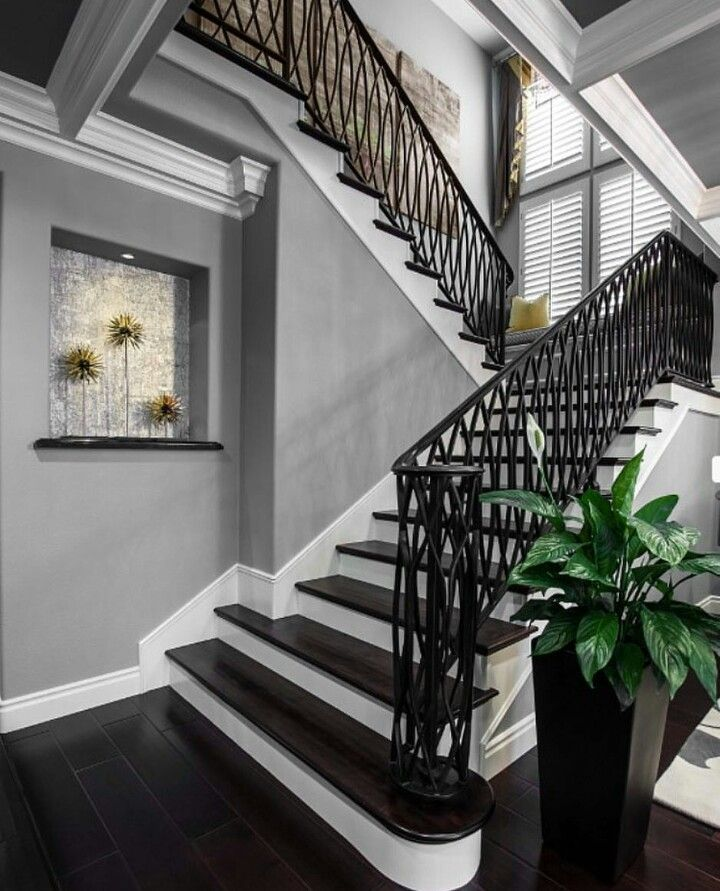 Top 70 Best Stair Railing Ideas: 10 Best Ideas About Staircase Railings On Pinterest